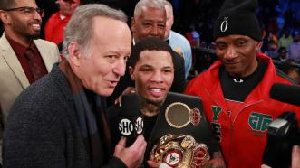 Gervonta Davis Bludgeons Hugo Ruiz in One, Retains World Title