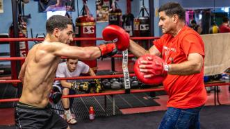 Danny Garcia enjoys fighting again