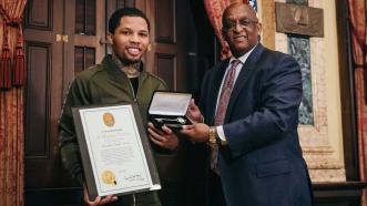 Gervonta Davis set to make Baltimore boxing history