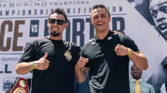 Former Champ Robert Guerrero and top prospect Joey Spencer return Sept. 28