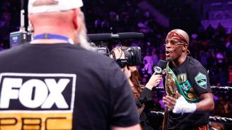 Tony Harrison shocks Jermell Charlo and the world in a controversial, monumental upset