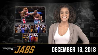 PBC Jabs: December 13, 2018 — ITV, Tony Harrison and more