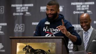 Forever Young: 35-year-old Badou Jack says the sky is still the limit