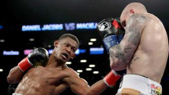 Daniel Jacobs expects battle of attrition against Sergiy Derevyanchenko