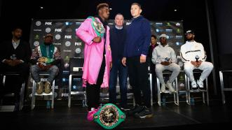 Jermall Charlo is poised to make a statement