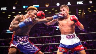 Jermall Charlo overcomes spirited effort from Matt Korobov in main event of PBC on FOX