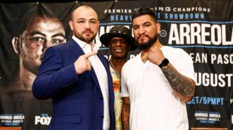 Adam Kownacki vs. Chris Arreola: Big Fight, Big Fun at Barclays