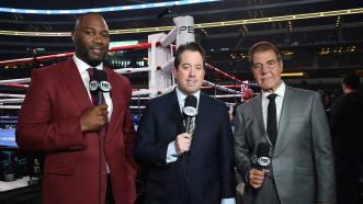 Lennox Lewis Opens Up on The PBC Podcast