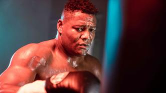 Luis Ortiz is a Warrior on a Mission