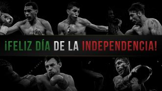 Mexican fighters share their favorite Independence Day memories