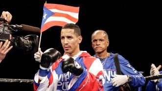 Emmanuel Rodriguez excited to fight in front of Puerto Rican fans tomorrow night in Florida
