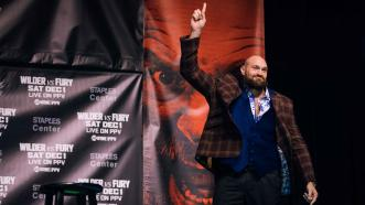 Tyson Fury: A Winner In and Out of the Ring