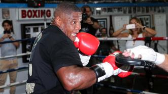 Luis Ortiz is turning a loss into a lesson