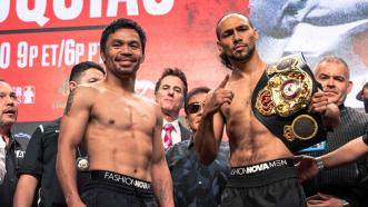 Pacquiao vs. Thurman: Legends Die Hard