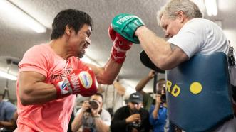 Manny Pacquiao: The more things change