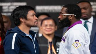 Manny Pacquiao vs. Adrien Broner: Superstars at a crossroads