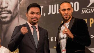 Pacquiao-Thurman: More Than Just a Main Event