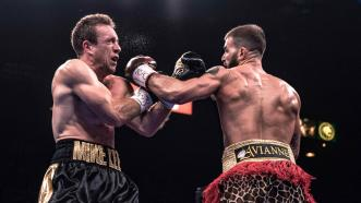 Caleb Plant Runs Through Mike Lee in Three Rounds