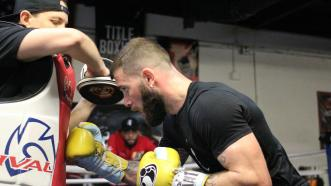 Caleb Plant talks about his first world title fight