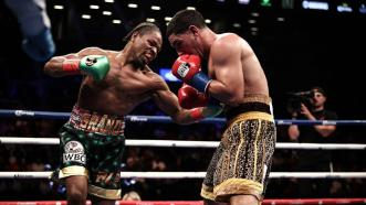 Shawn Porter defeats Danny Garcia to claim WBC title