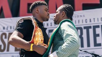Top fighters, legends and trainers give their Spence-Porter picks