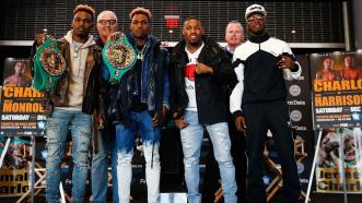 Twin champions Jermall and Jermell Charlo kick off new season of PBC on FOX when they face Willie Monroe Jr. and Tony Harrison on Dec. 22
