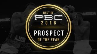 Scary-good heavyweight Efe Ajagba earns PBC's Prospect Of The Year award for 2018
