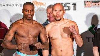 Peter Quillin vs. Caleb Truax: Too Close to Call