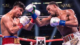 Spence Dominates Garcia, Retains Title via Unanimous Decision
