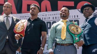 Spence vs. Porter: The Trainer