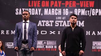 Expert Predictions for Spence-Garcia