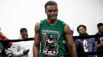 Errol Spence Jr. Aims For a Spectacular Performance