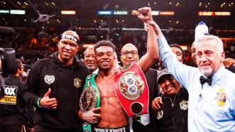 Statement on Errol Spence Jr. Condition