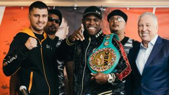 Adonis Stevenson out to prove he
