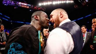 Deontay Wilder vs Tyson Fury set for Dec. 1 at Staples Center in Los Angeles on Showtime PPV