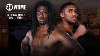 Spence vs Algieri: April 9, 2016