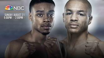 Spence vs Bundu: August 21, 2016