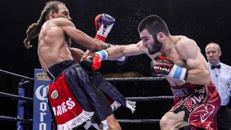 Beterbiev vs Johnson