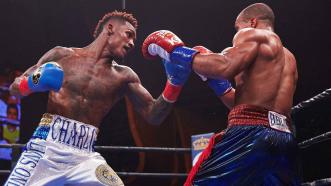 Bundrage vs Charlo
