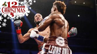 Jermall Charlo and Julian Williams
