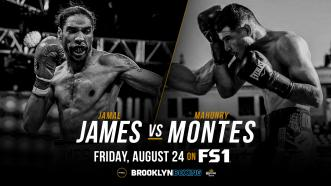 Welterweight contender and Minneapolis fan-favorite Jamal James faces Mexico