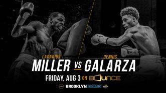 Miller vs Galarza
