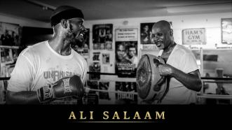 Ali Salaam, Father & Trainer of Tony Harrison, Passes Away