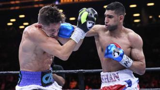 Amir Khan and Chris Algieri