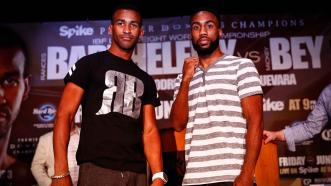 Rances Barthelemy and Mickey Bey