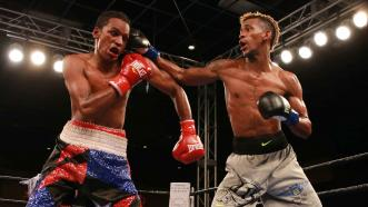 Leduan Barthelemy and Reynaldo Blanco