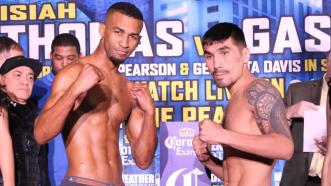 Rances Barthelemy and Denis Shafikov