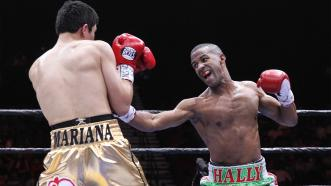 Rances Barthelemy and Antonio DeMarco