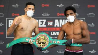 David Benavidez vs. Alexis Angulo: Built for Power