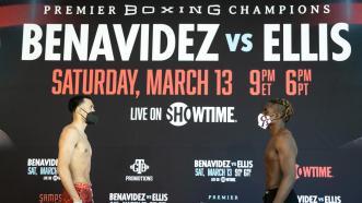 Benavidez vs. Ellis